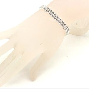 NWT Beautiful Rhinestone Bracelets
